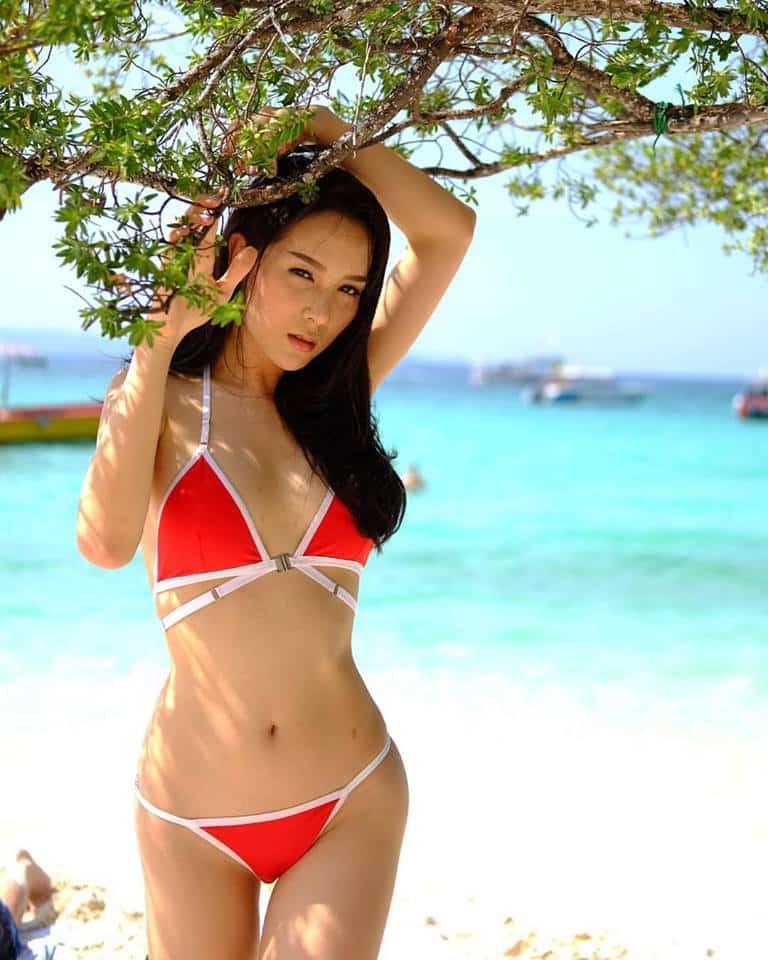 Thai Transgender Star Jirachaya Mo Sirimongkolnawin