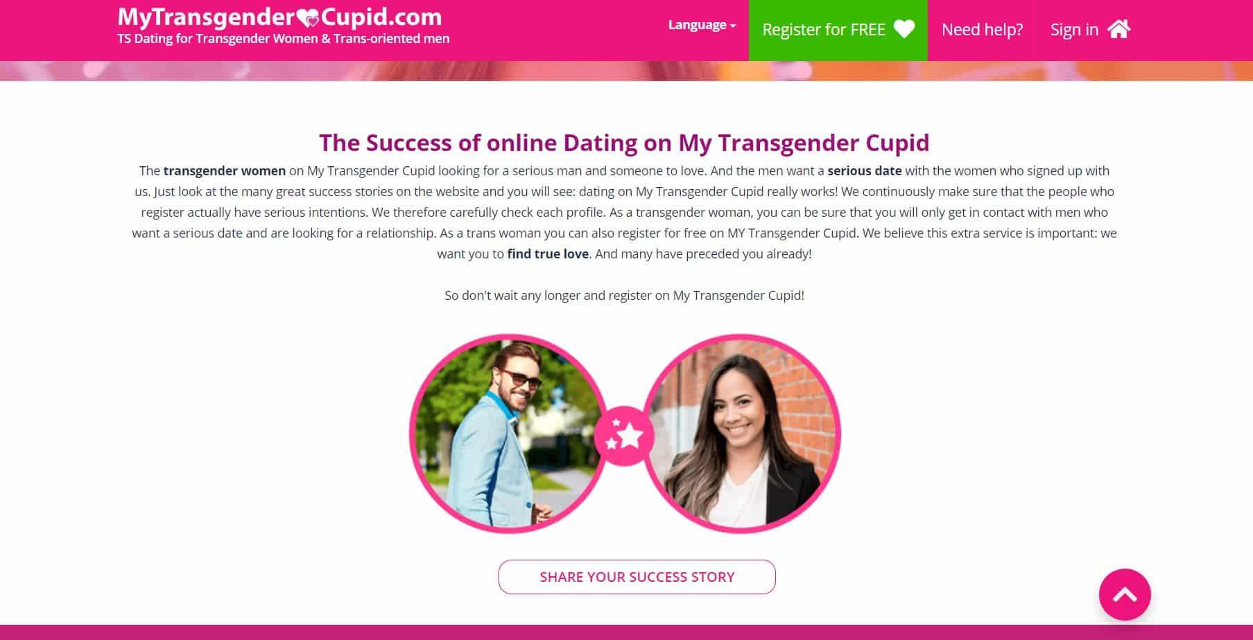 My Transgender Cupid Storia