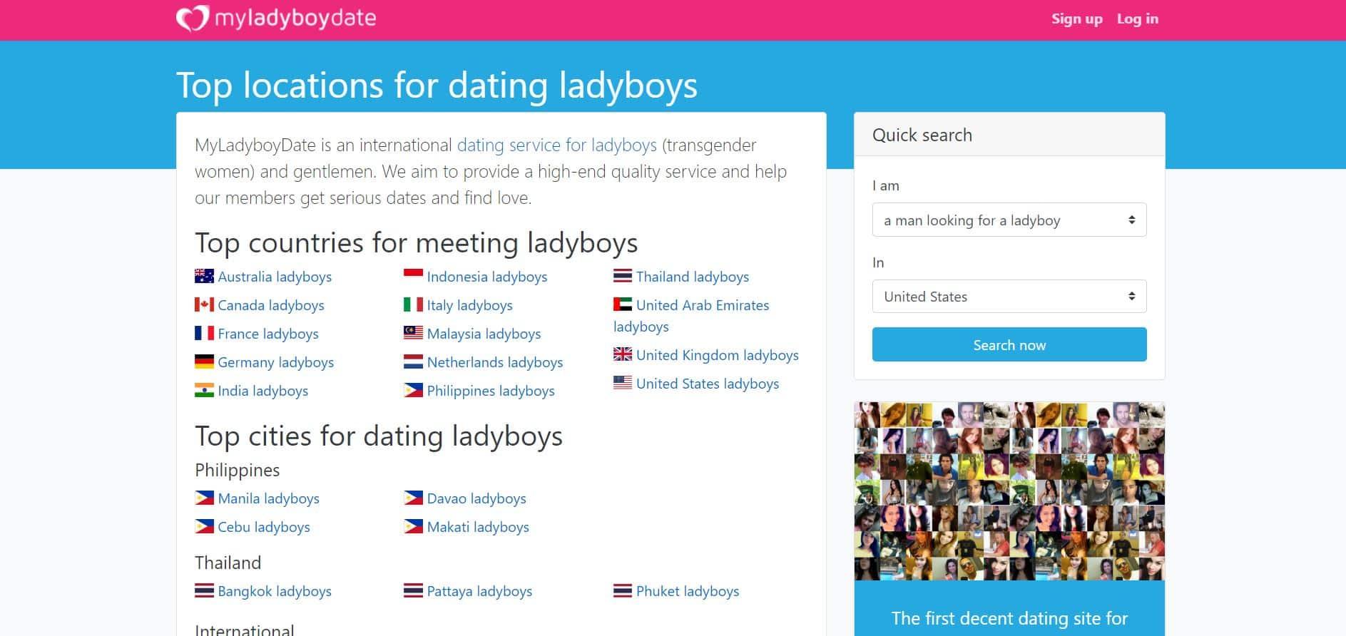 My Ladyboy Date Storia